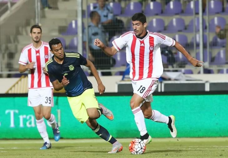 Φενέρ Μπαχτσέ – Ολυμπιακός  3-2