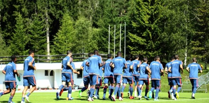 Ο Ολυμπιακός αναχωρεί για το δεύτερο στάδιο προετοιμασίας στο εξωτερικό.