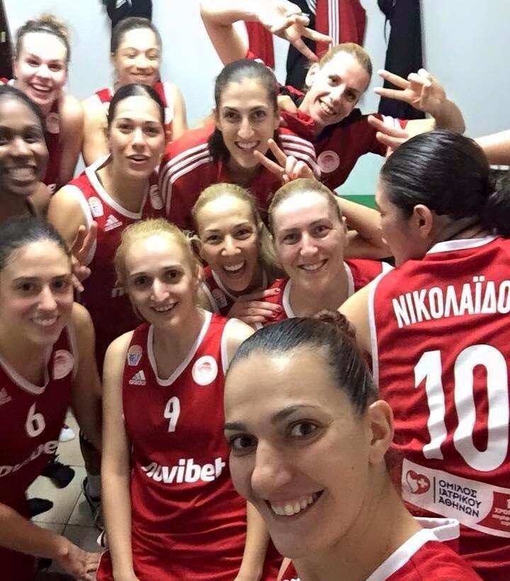 Τεράστια νίκη της ομάδας μπάσκετ γυναικών του Θρύλου με 61-66 μέσα στο γήπεδο του παναθηναϊκού