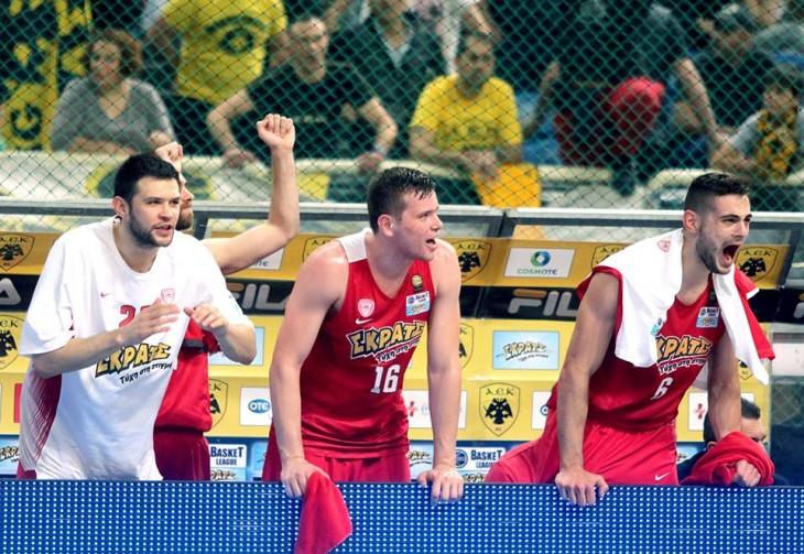 Στον τελικό ο Θρύλος διέλυσε με 75-89 την ΑΕΚ