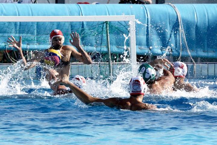 Στον τελικό ο Ολυμπιακός, συνέτριψε με 14-2 τον Παναθηναϊκό στο Πόλο
