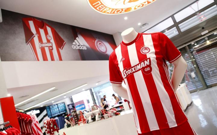 Ολυμπιακός και adidas έκαναν τα αποκαλυπτήρια της νέας εντός έδρας εμφάνισης της ομάδας μας για τη σεζόν 2016/17.