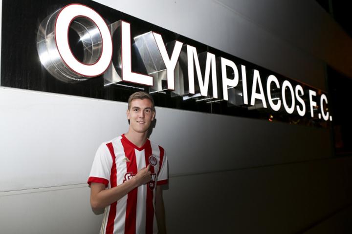Στον Ολυμπιακό ο Ένγκελς