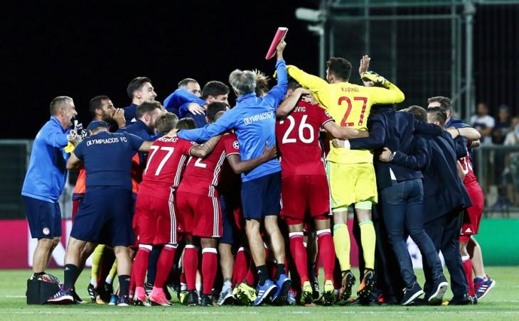 Ο Θρύλος και πάλι στην Elite του Ευρωπαϊκού Ποδοσφαίρου