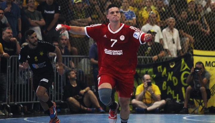 Νίκη του Θρύλου μέσα στο ΟΑΚΑ – ισοφάρισε σε 2-2 τους τελικούς της Handball Premier