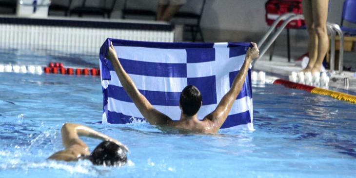 Η Εθνική ομάδα πόλο των ανδρών συνέτριψε με 27-1 την Τουρκία
