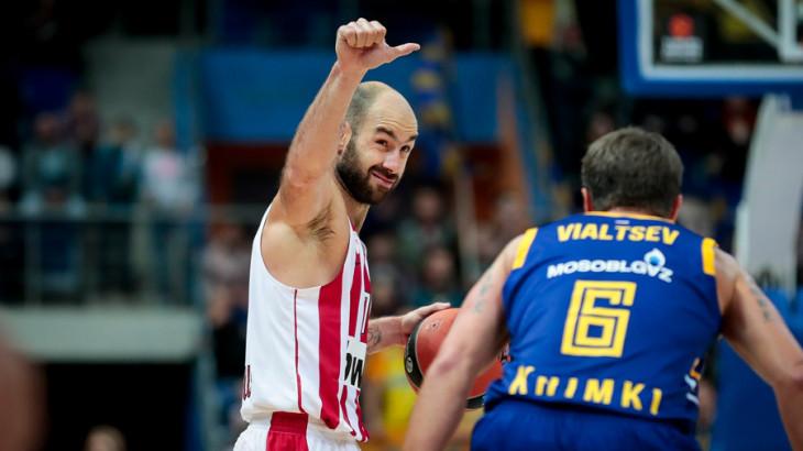Ονειρική πρεμιέρα στην Euroleague για τον Ολυμπιακό