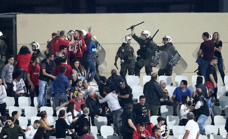 Πανηγυρική αθώωση του Ολυμπιακού