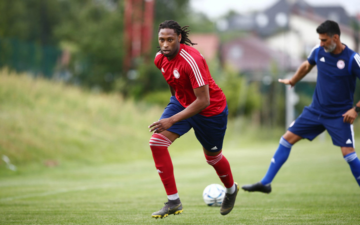 Παίκτης του Ολυμπιακού ο Σεμέδο – πρώτη προπόνηση με τους νέους συμπαίκτες