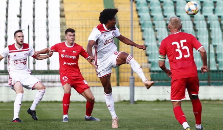 Ολυμπιακός – Λέγκια Γκντασκ 1-1