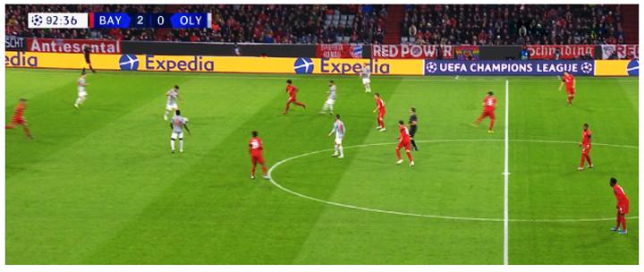 Δεν άντεξε στην πίεση ο Θρύλος και ηττήθηκε με 2-0 από την Μπάγιερν