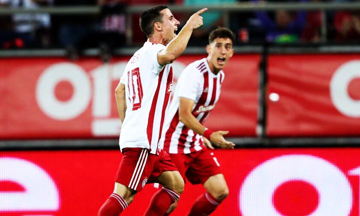 Επαγγελματική νίκη του Θρύλο 2-0 τον Ατρόμητο