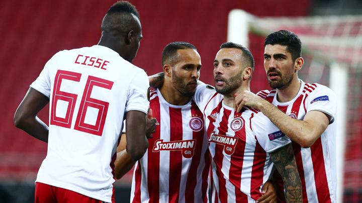 Χωρίς νικητή (1-1) τελείωσε το πρώτο παιχνίδι του Ολυμπιακού με τη Γουλβς για τη φάση των «16» του UEFA Europa League
