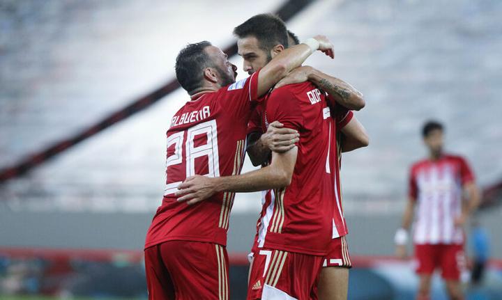 Με το δεξί ξεκίνησε ο Ολυμπιακός την υπεράσπιση των κεκτημένων καθώς επιβλήθηκε του Αστέρα Τρίπολης με 3-0