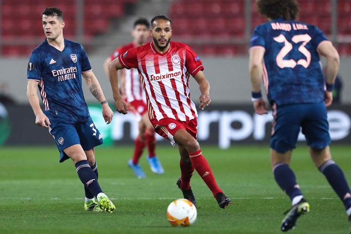 Την ήττα (1-3) από την Άρσεναλ γνώρισε ο Ολυμπιακός στο πρώτο παιχνίδι των δύο ομάδων για τους «16» του UEFA Europa League