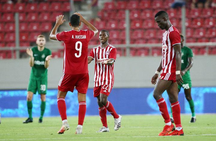 Ολυμπιακός – Λουντογκόρετς 1-1