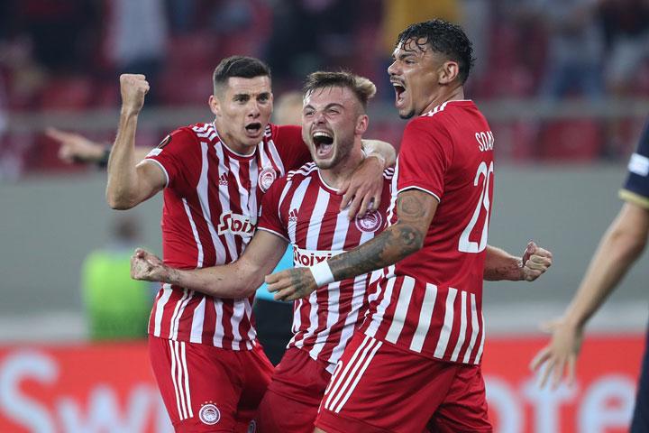 Ο Ολυμπιακός ξεκίνησε με νίκη τις υποχρεώσεις του στους ομίλους του UEFA Europa League επικρατώντας 2-1 της Αντβέρπ